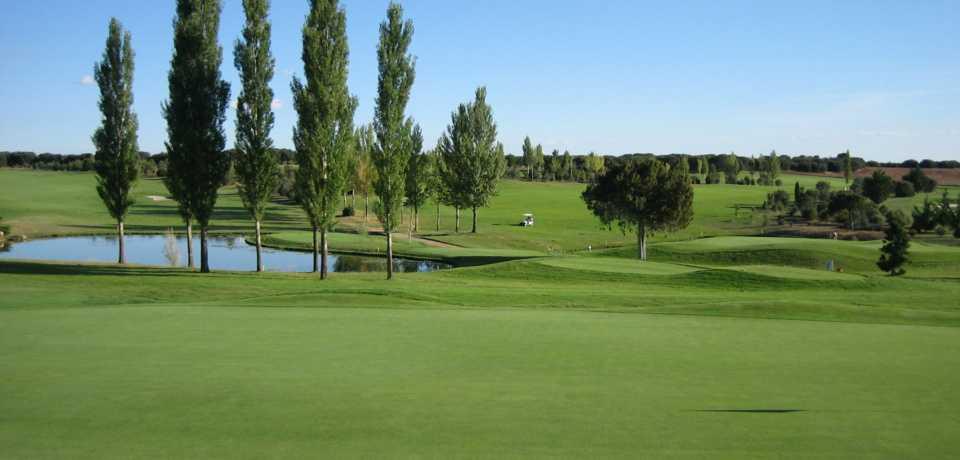 Golf Lerma à Castille en Espagne