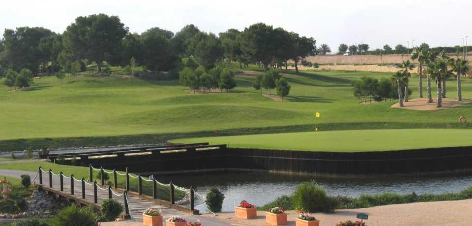 Golf Lo Romero à Alicante, Valence en Espagne
