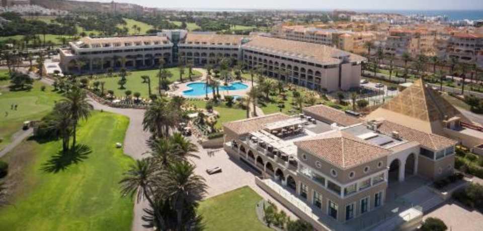 Golf Almerimar en Espagne