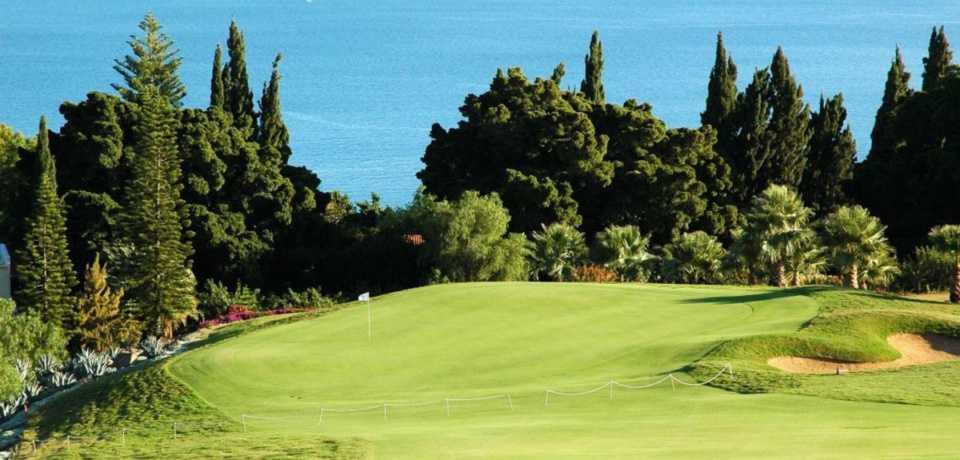 Réservation Golf à Gomera, île des Canaries en Espagne