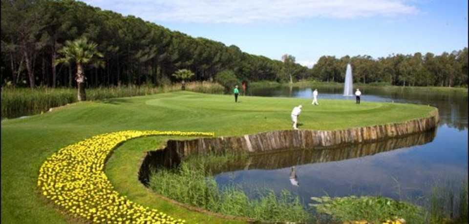 Golf National en Turquie