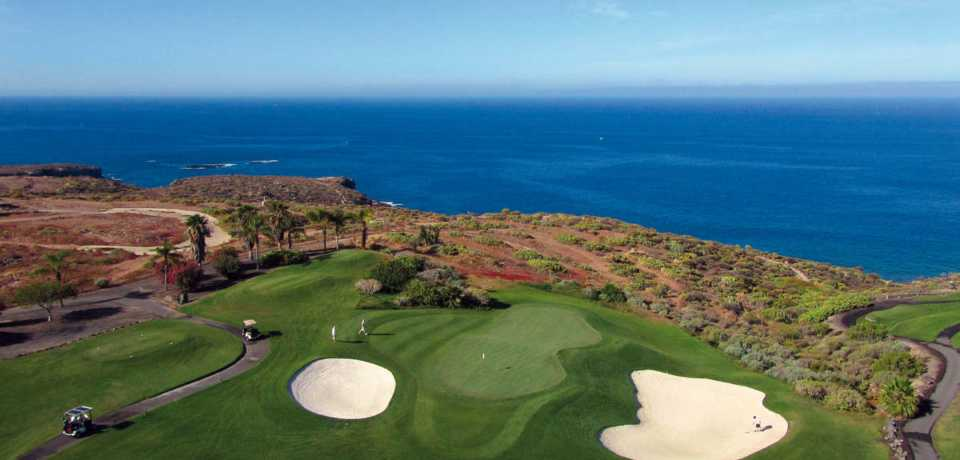 Réservation Tee Time au Golf à Tenerife en Espagne
