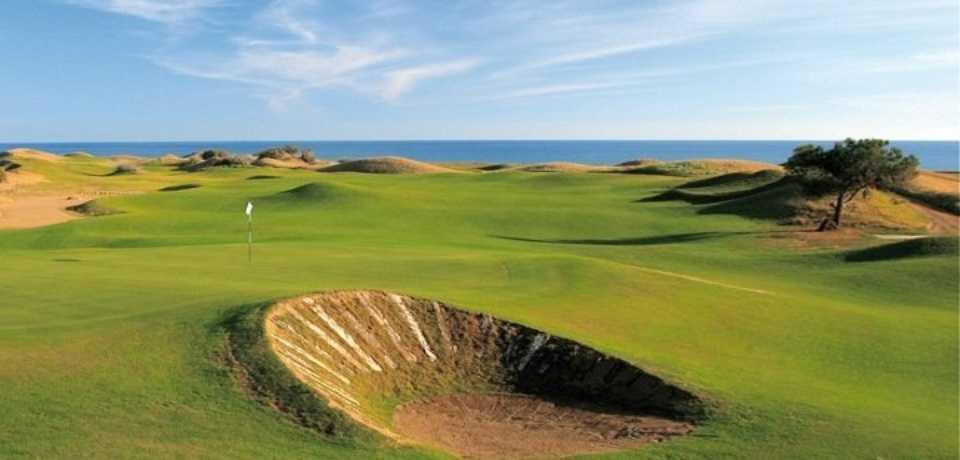 Golf Lykia Links en Turquie
