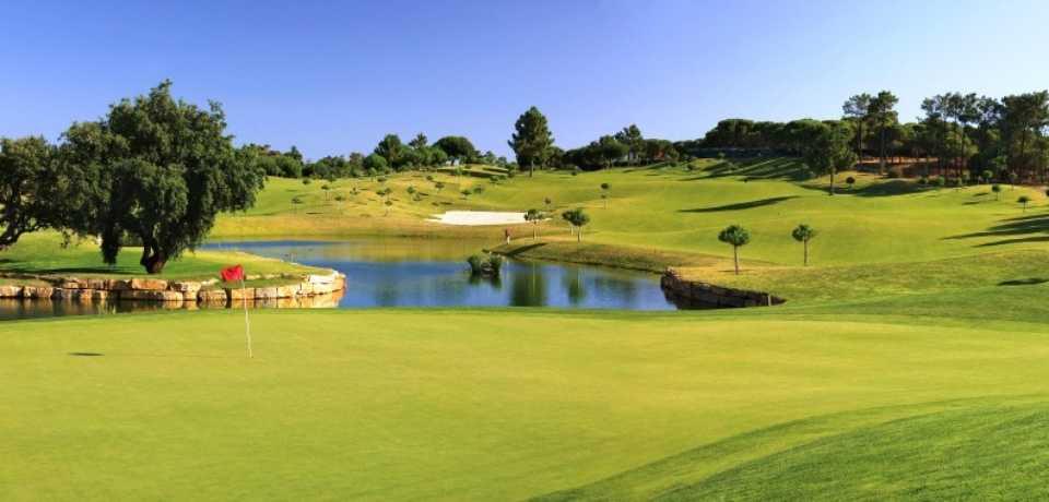 Golf Pinheiros Altos au Portugal