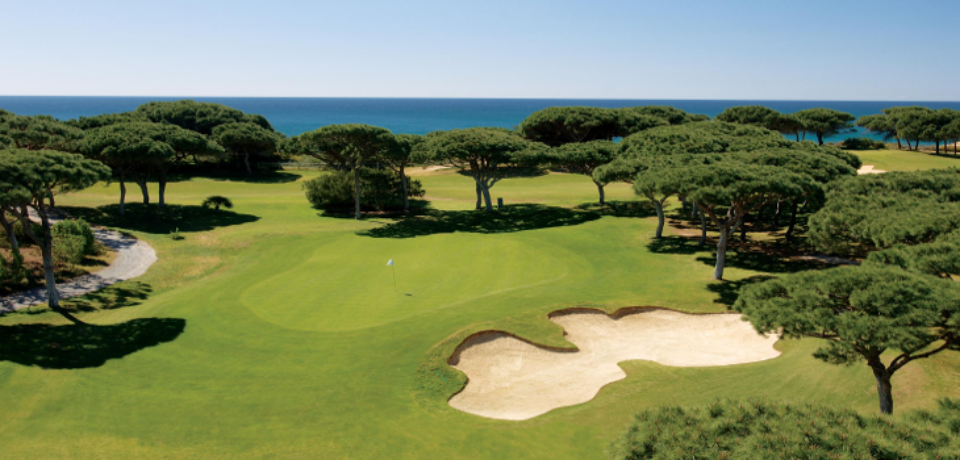 Golf Pine Cliffs au Portugal