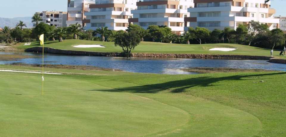 Golf Playa Serena en Espagne