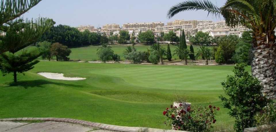 Golf El Plantio à Valence en Espagne