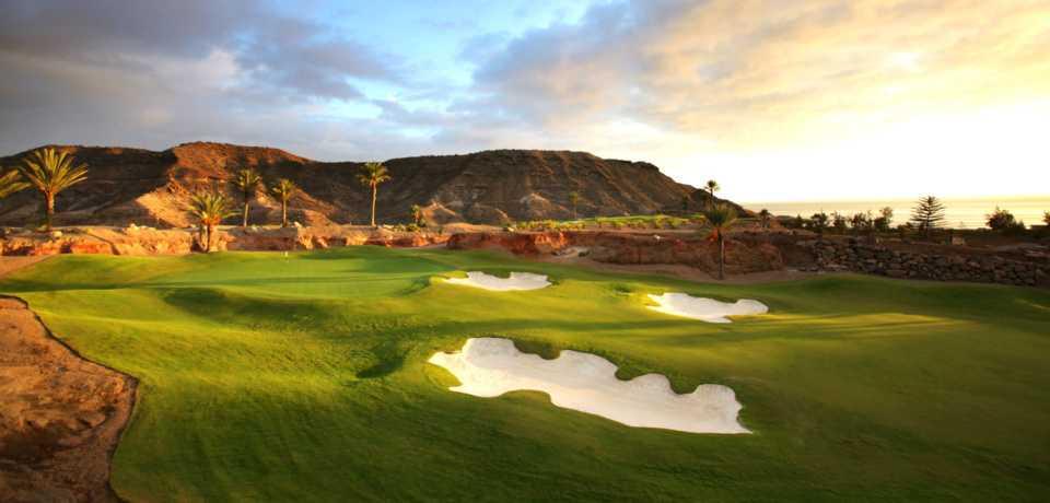 Réservation Golf à Lesîles Canaries en Espagne