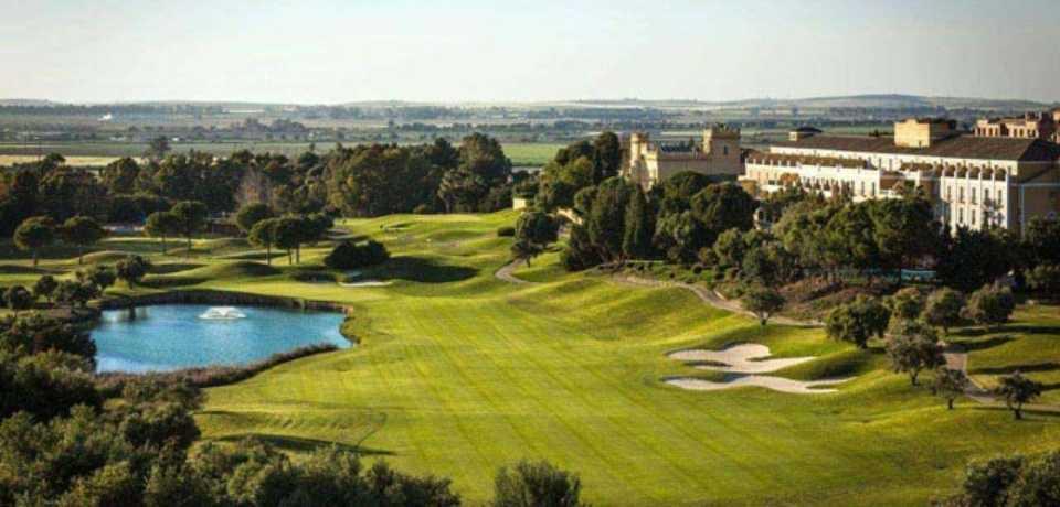 Golf Montecastillo à Cadix en Espagne
