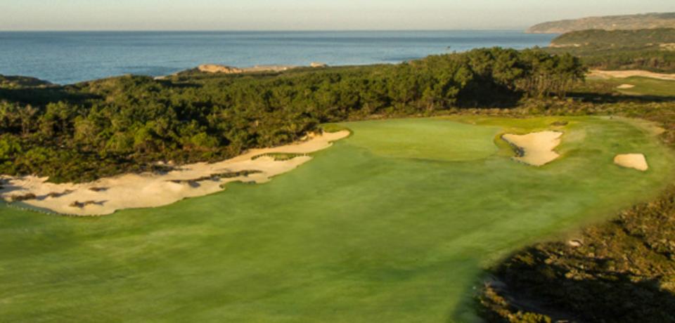 Golf en Praia D'EL Rey au Portugal