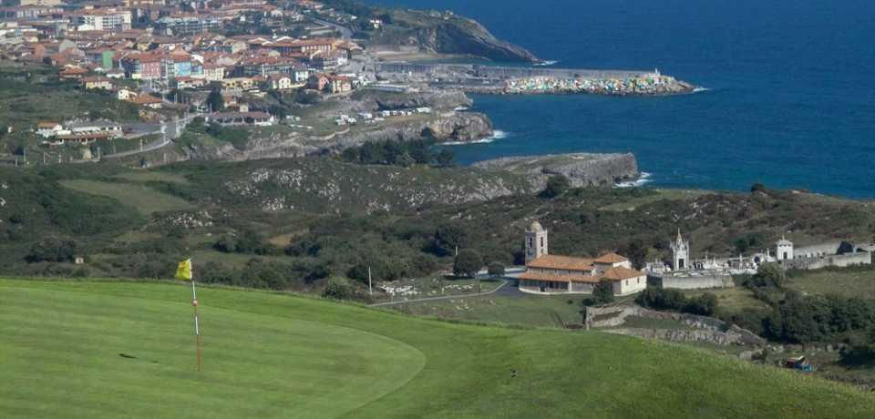 GolfCuesta de Llanesà Principauté des Asturies en Espagne