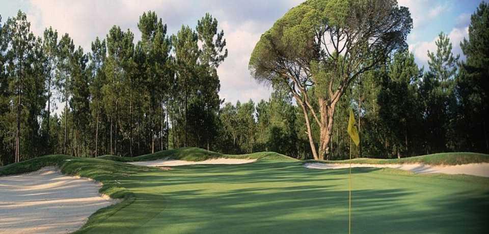 Golf Quinta do Peru au Portugal