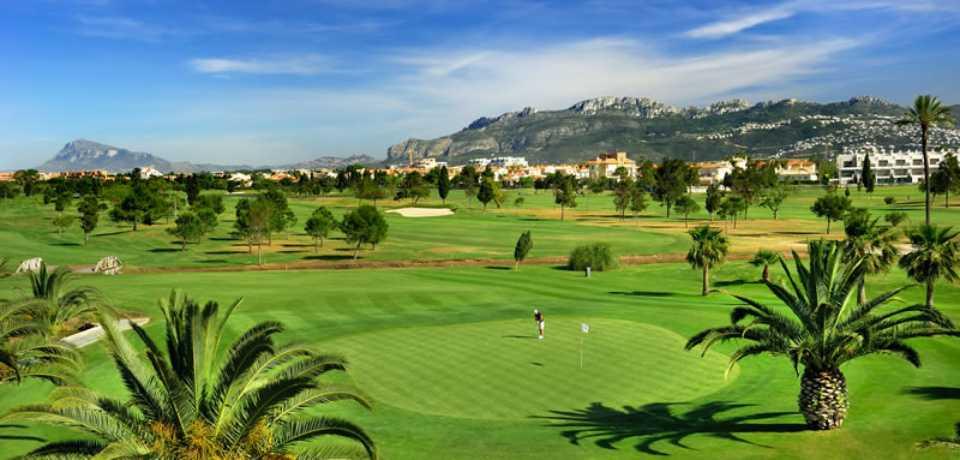 Golf Oliva Nova à Valence en Espagne