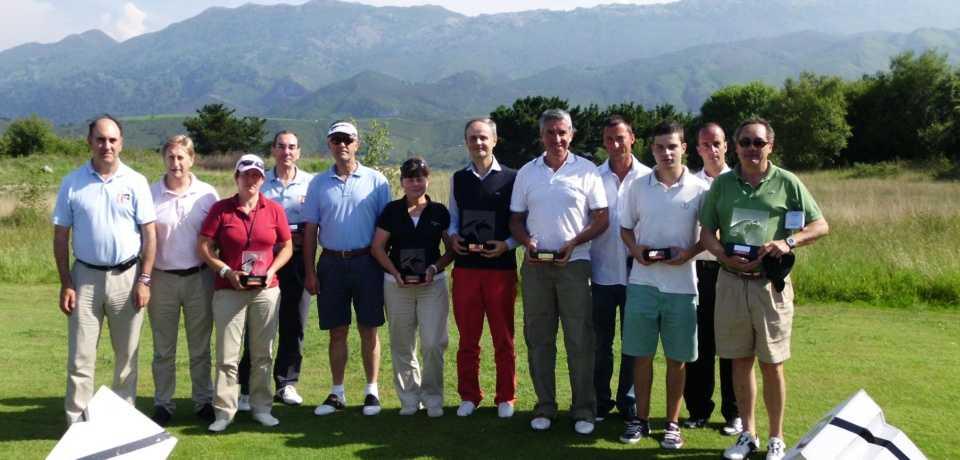 Réservation Golf à Principauté des Asturies en Espagne