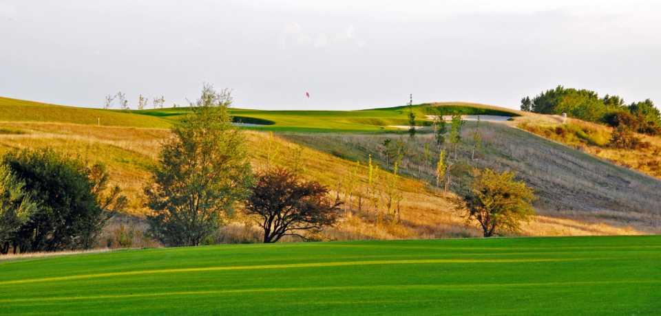 Golf Saldana à Castille en Espagne