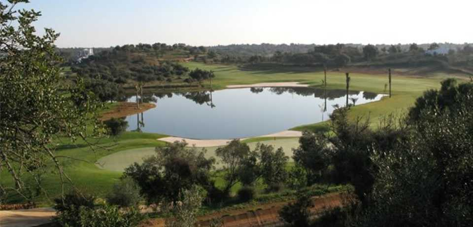 Golf Silves au Portugal