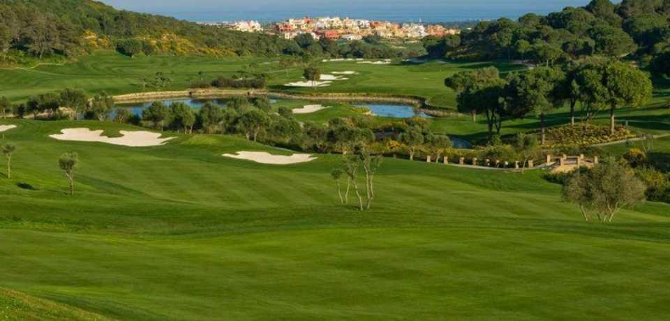 Golf La Reserva à Cadix – Andalousie en Espagne