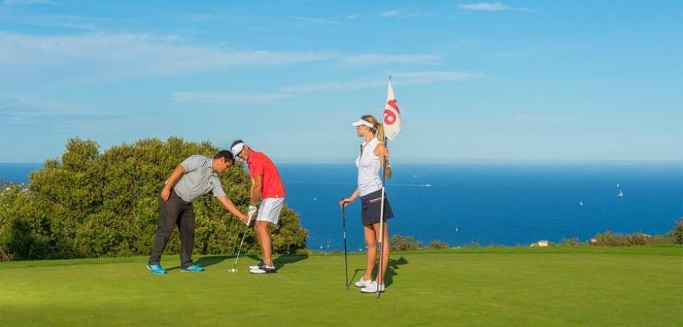 Réservation Forfait Package Golf en Amarante