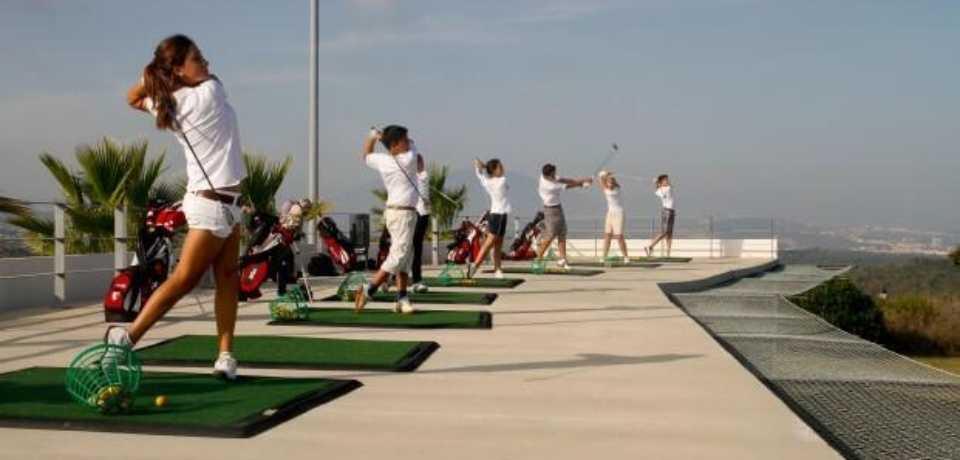 Réservation Stage, Cours et Leçons au Golf a Cadix en Espagne