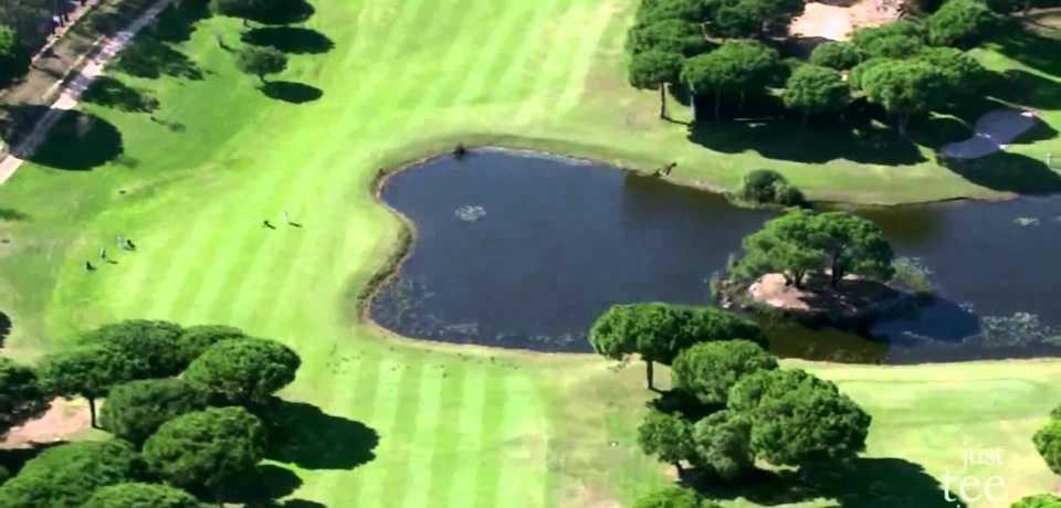 Golf Vila Sol au Portugal