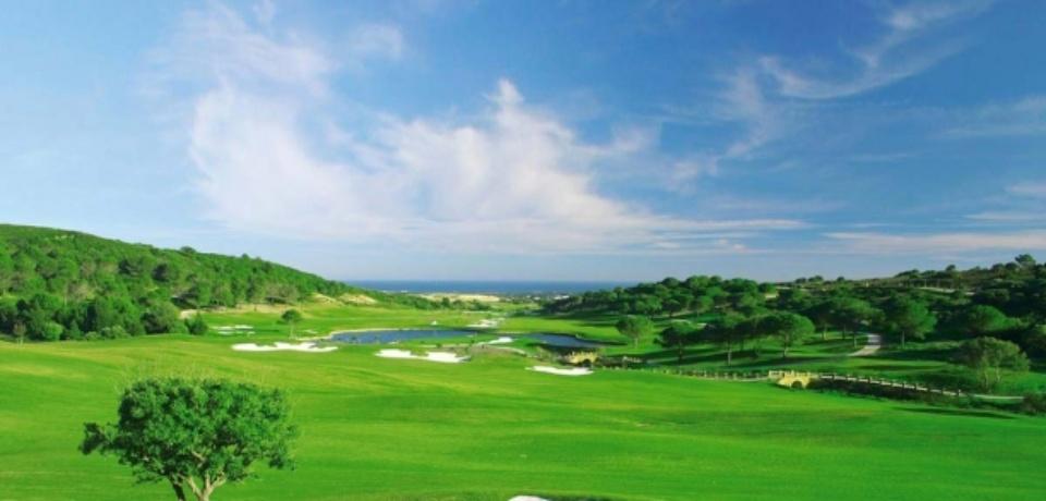 Golf Sotogrande à Cadix en Espagne