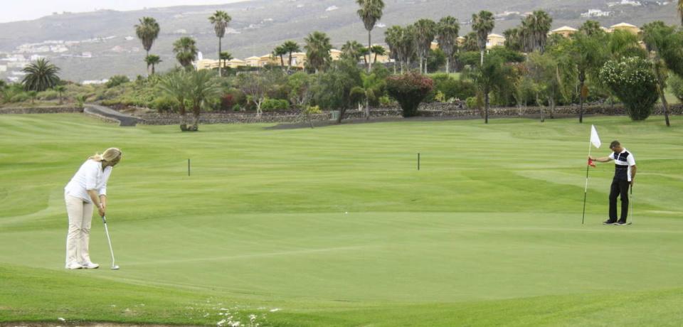 Golf Costa Adeje à Tenerife en Espagne