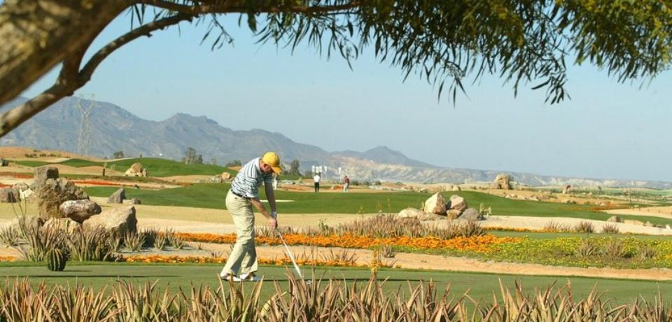 Golf Desert Springs en Espagne