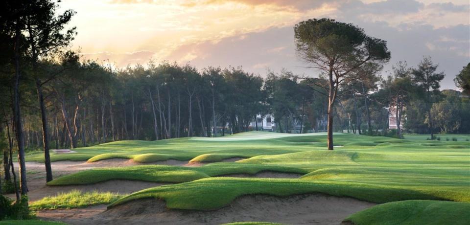 Golf Montgomerie Maxx en Turquie