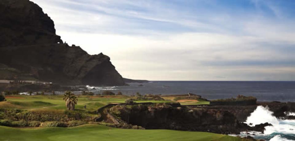 Golf à Tenerife en Espagne