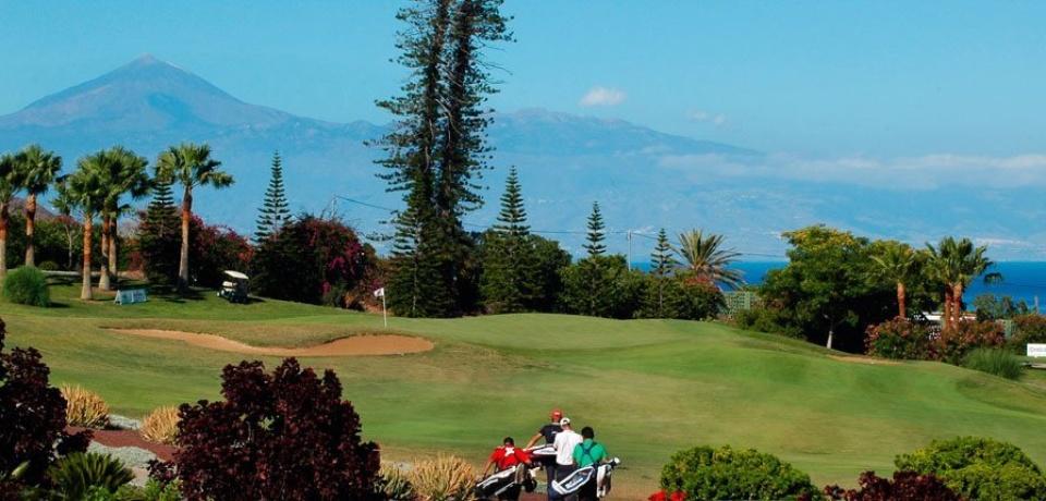 Réservation Tarifs et promotion au Golf à Gomera, île des Canaries en Espagne