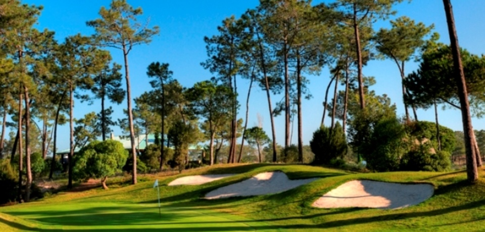 Golf Troia au Portugal