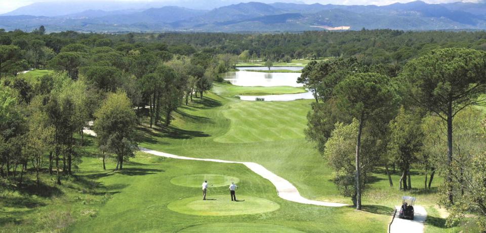 Golf Ulzama à Cantabrie en Espagne