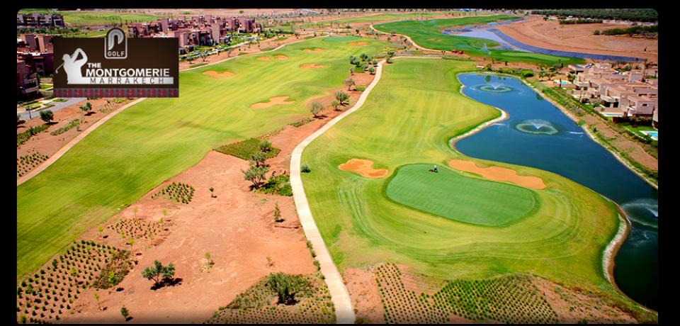 Réservation Golf The Montgomerie Rabat Maroc