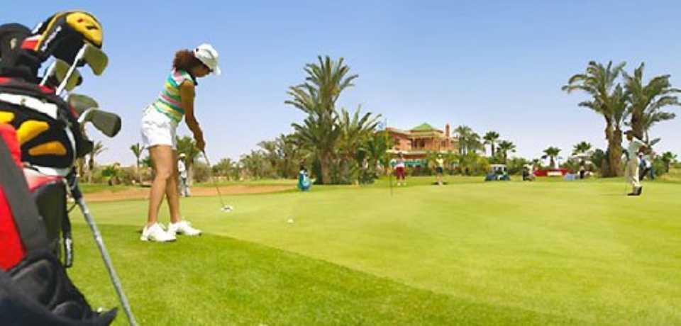 Golf au Maroc