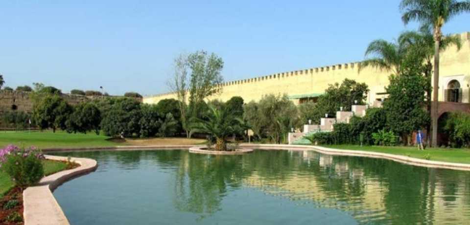 Réservation Green Fee au Royal Golf de Meknes Maroc