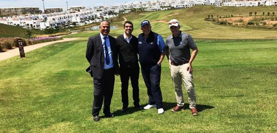 RéservationTarif Promotion au Golf The Montgomerie Rabat Maroc