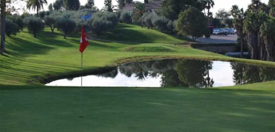 Golf Costa Dorada en Espagne