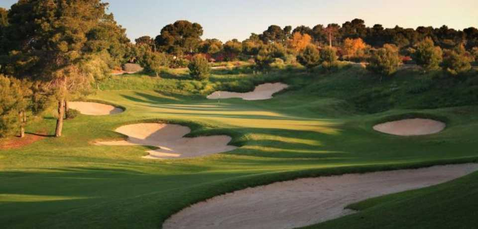 Golf Port Aventura en Espagne