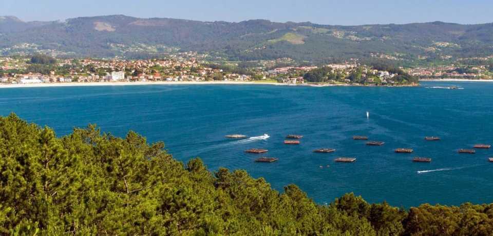 Galice en Espagne