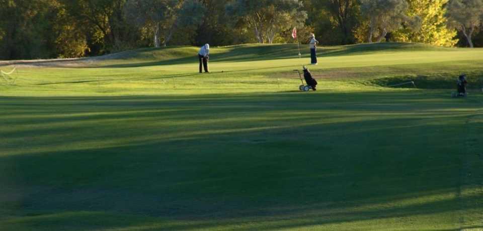 Golf El Robledal à Madrid en Espagne
