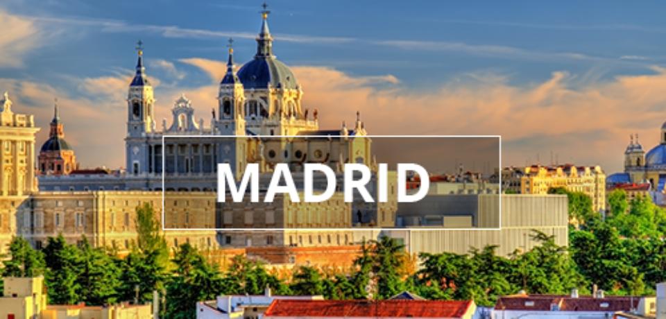 Golf a Madrid en Espagne