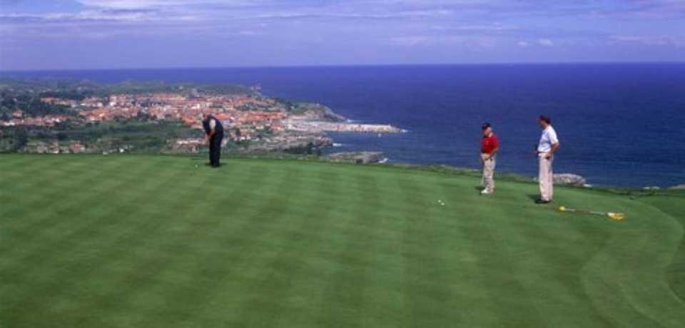 Golf Cuesta de Llanes en Espagne