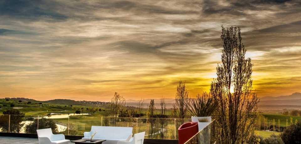 Réservation Forfait Package au Golf à Madrid en Espagne