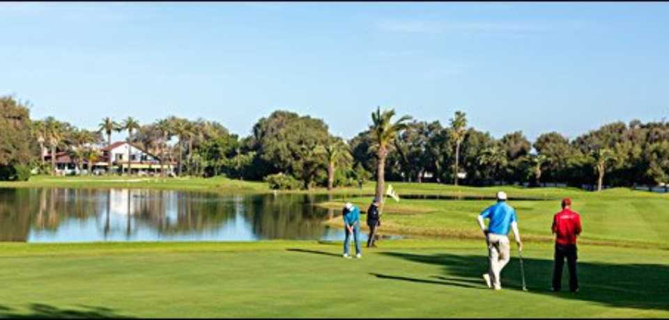 Golf Dar Es Salama Casablanca ,Rabat Maroc
