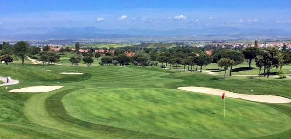 Réservation Golf à Madrid en Espagne