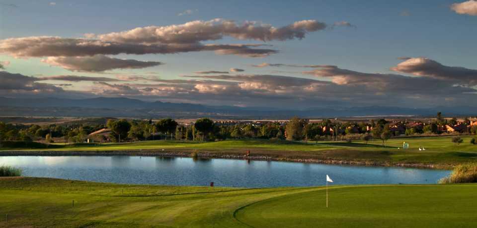 Réservation Tee Time au Golf à Madrid en Espagne