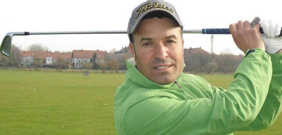Cv Golf Pro Hamadi MNISRI