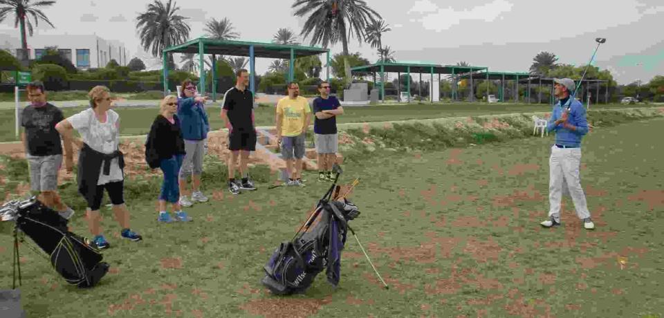 CV Pro de Golf Aymen MHEDHEBI