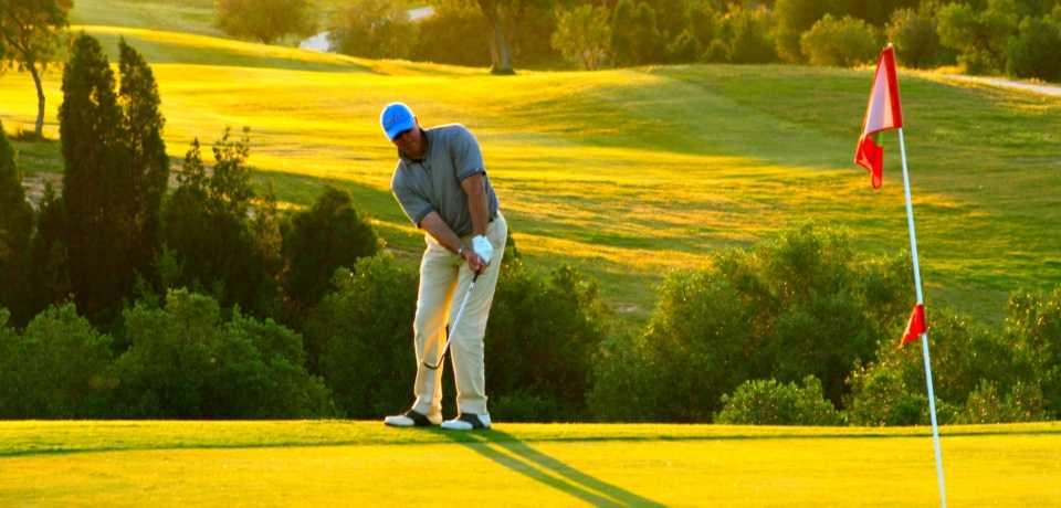 CV Golf Pro Leyth KHALED