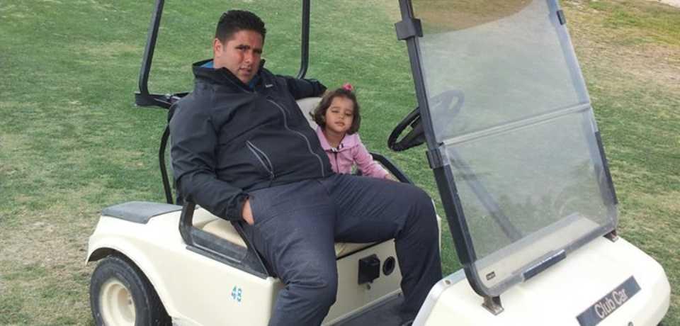Cv Pro de Golf Mr Ramzi BARKA